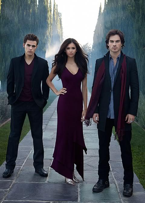 damon vampire diaries. Vampire Diaries: Elena Damon