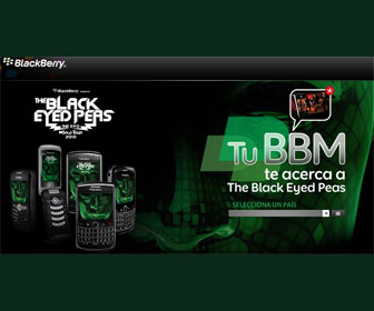 PROMO BLACKBERRY GANA ENTRADAS BLACK EYES PEAS
