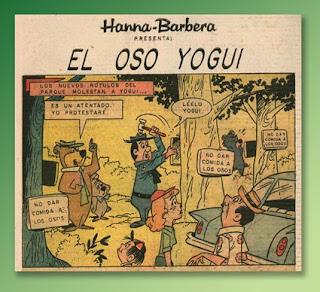El Oso Yogui, Chiquilladas en TV 180, Título