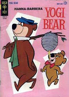 Yogi Bear # 14, Gold Key
