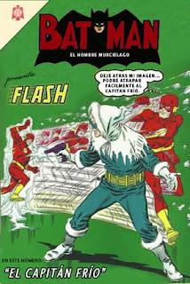 Flash en Batman Novaro Nº314