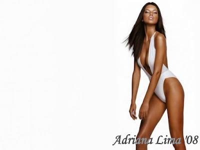Top model adriana lima