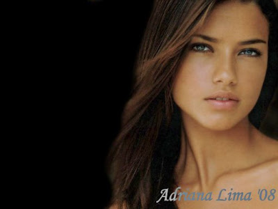 Adriana Lima wearing hot on images