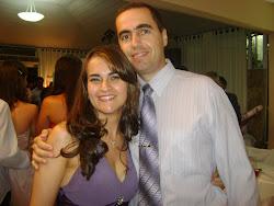 Pastor Fernando Tolentino e Pastora Débora