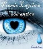 PREMIO LAGRIMA ROMANTICA