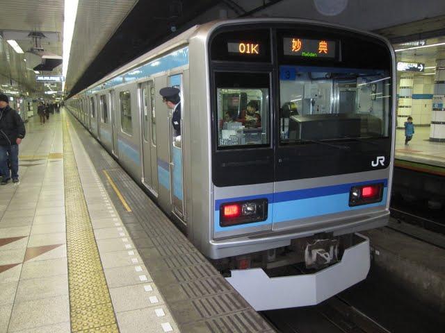 東京メトロ東西線 妙典行き6 E231系800番台