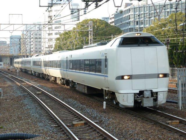 特急 サンダーバード7号 富山行き 681系