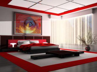 Zen y feng shui tao el amor en un dormitorio reforsado for Cuadros feng shui dormitorio