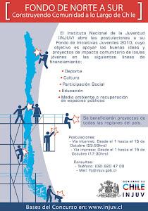 FONDO PARA INICIATIVAS JUVENILES 2010