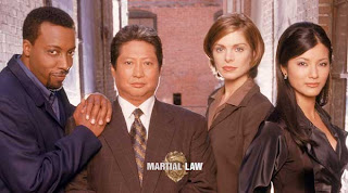 Great Tv Show Reviews Martial Law Tv Series