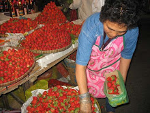 The Strawberries Vendor