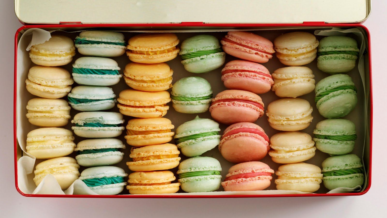 Sandras kitchen: French Macarons