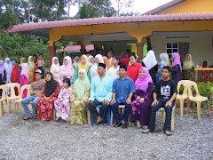 Keluarga Hjh Arfah & Hj Lasiman