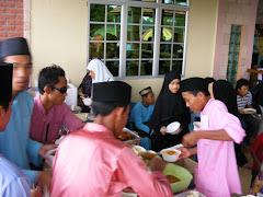 1430/2009 Jamuan Hidangan yang sungguh Lazat.. Alhamdulillah & T Kasih Abang Atan