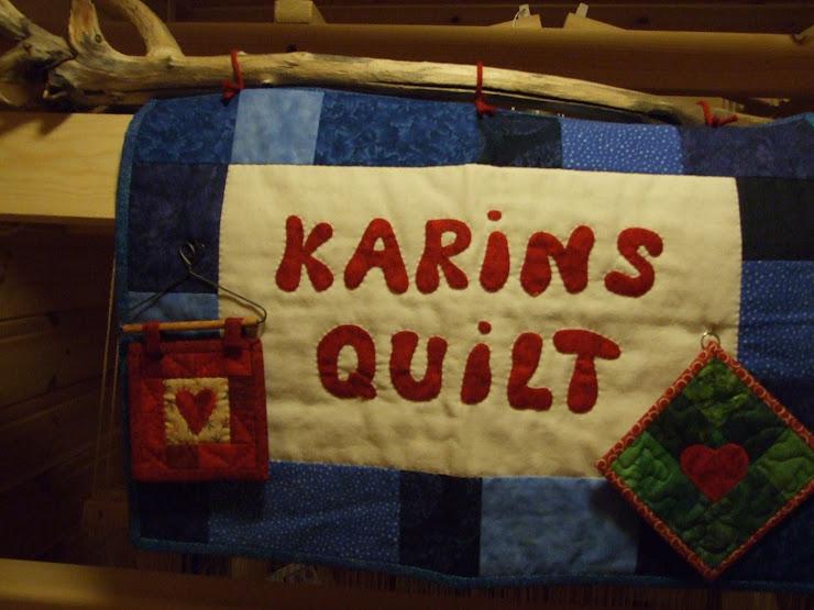 Karins Quilt