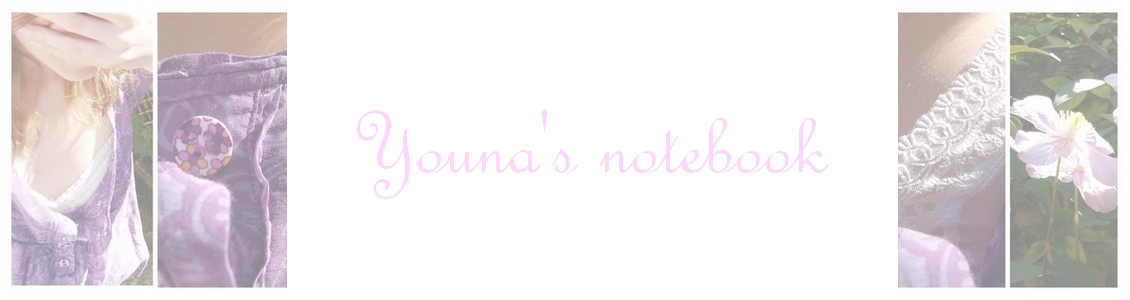 Youna's notebook