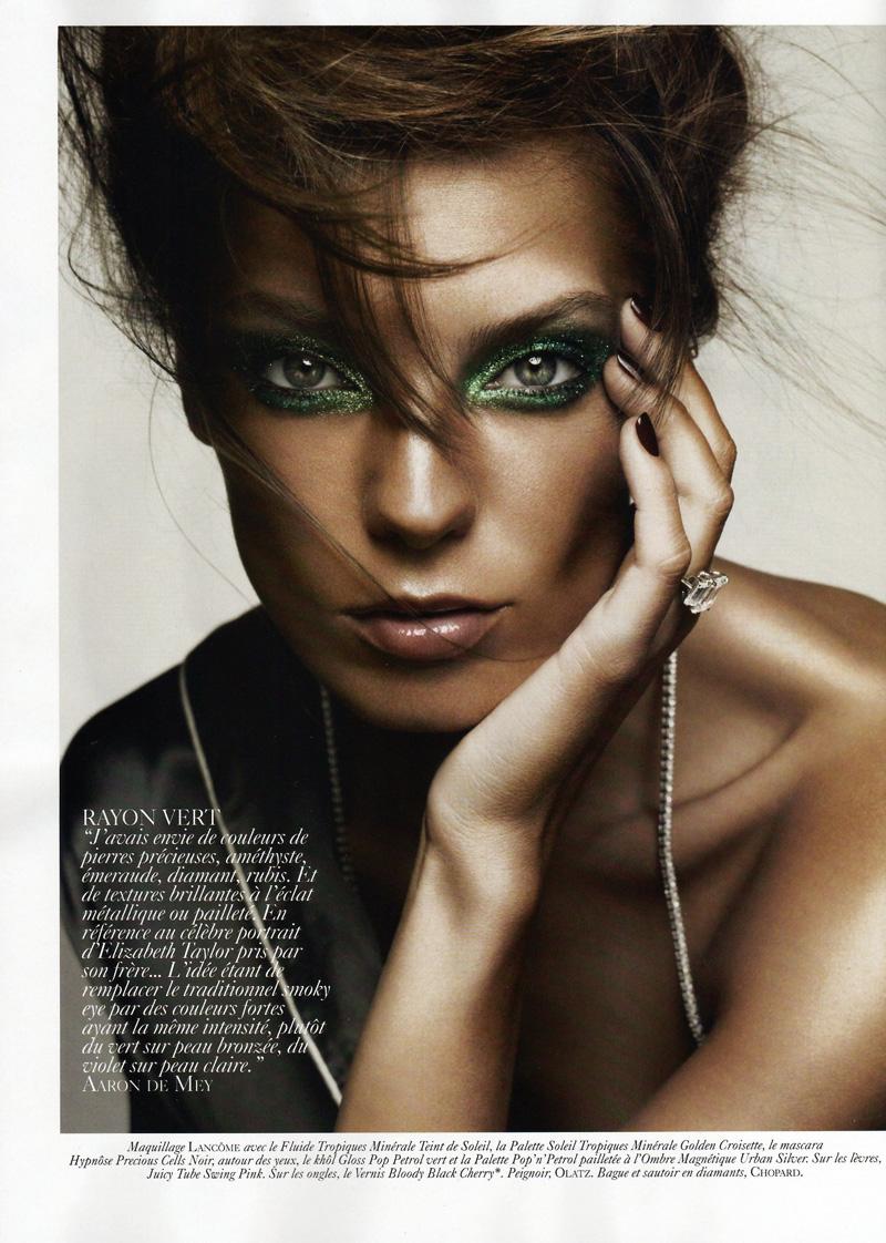 YSL Beauty Yeni Tanıtım Yüzü Zoe Kravitz Oldu 32