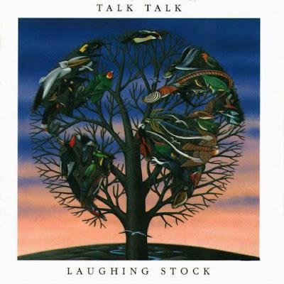 Talk Talk & Mark Hollis Talk_Talk-Laughing_Stock-Frontal