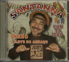Cd de Santana Cantador