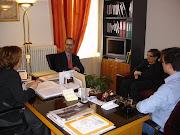 ΕΠΙΣΚΕΨΗ ΕΥΡΩΠΑΙΩΝ ΦΕΝΤΕΡΑΛΙΣΤΩΝ ΣΤΟ ΡΕΘΥΜΝΟ, 3.4.2009