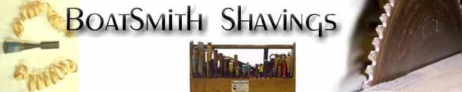 Boatsmith Shavings