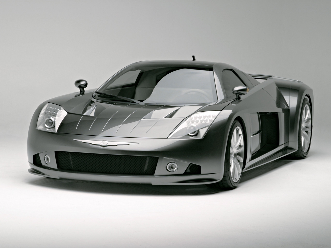 Fast Concept Supercars Chrysler Me Four Twelve