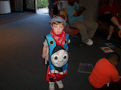 Thomas the Tank Engine!