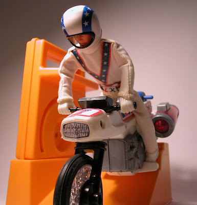 yesterville toy room ideal evel knievel super jet cycle. Black Bedroom Furniture Sets. Home Design Ideas