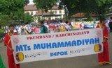 Marching Band MTsM 1 Depok
