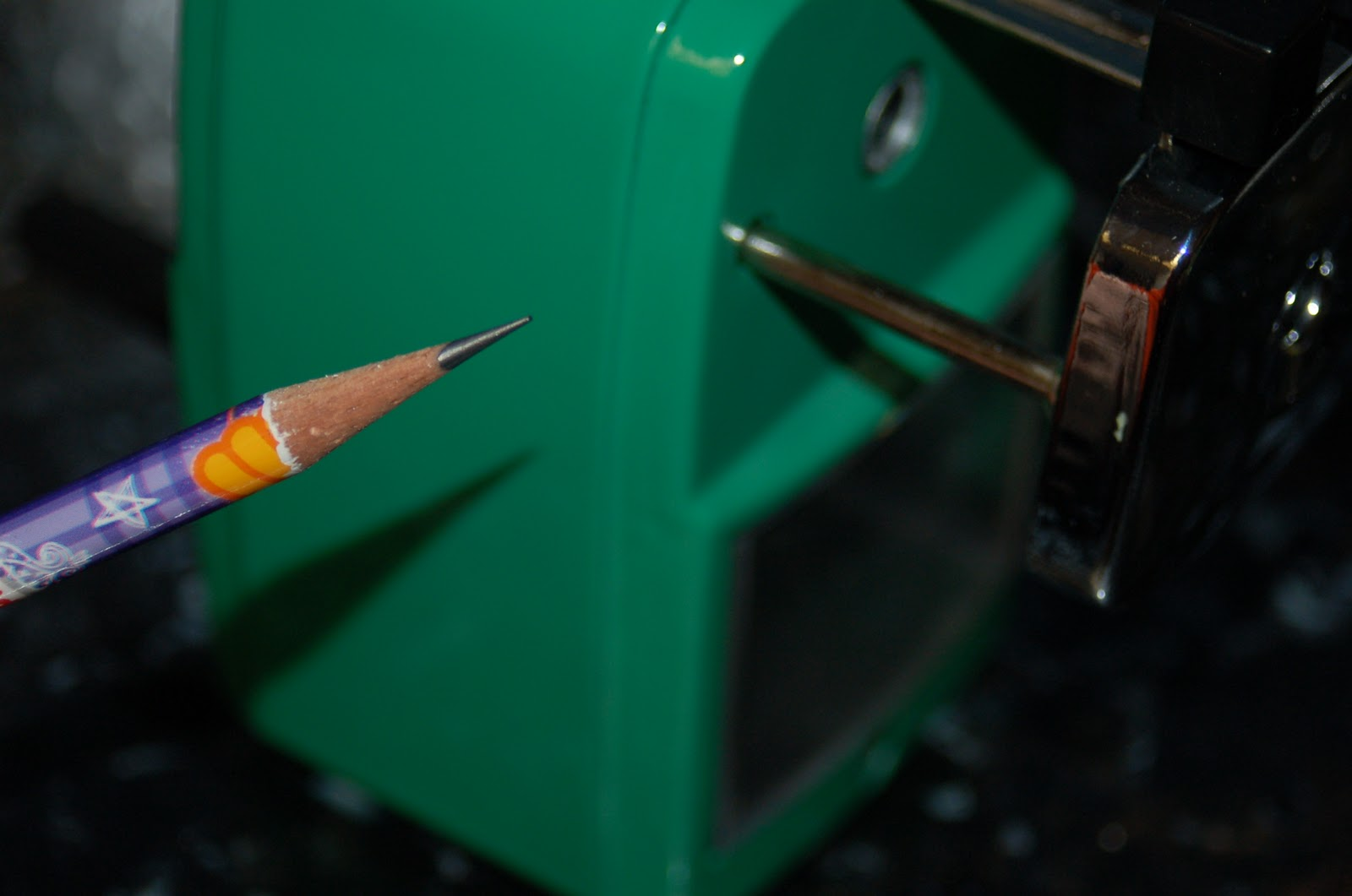 how to use waterwheel sharpener