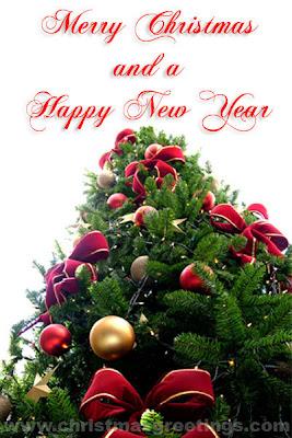 kumpulan Ucapan Selamat Natal Dan Tahun Baru 2011