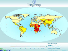 MAPA DEL HAMBRE - HUNGER MAP