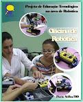 Capa do Projeto de Educação Tecnológica na àrea de Robótica