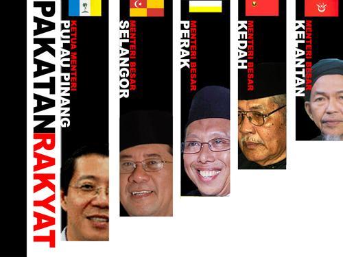 Pemimpin Pilihan Rakyat Malaysia