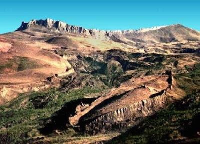 Encontraram a Arca de Noé Arca+en+el+Monte+Ararat