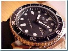 Jam Tangan Kuno Fake Diver Seiko VS Real Seiko