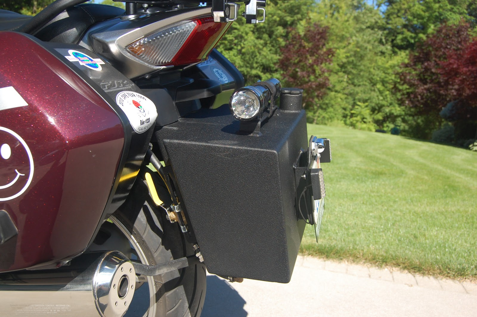 Visor Viewpoint Tales Of Long Distance Motorcycle