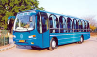 BMTC Curitiba bus