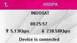 Sinyal Indosat 3G