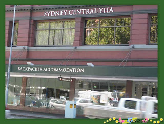 backpacker hotel Sydney