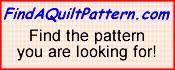 Find A Quilt Pattern.Com