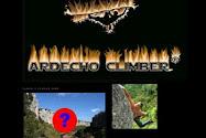 ARDECHO CLIMBER