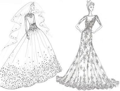 kate middleton wedding dress pictures. kate middleton wedding dress