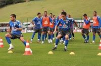O Treinamento Parcial (Físico e Técnico) no Futebol