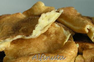 Articole culinare : ALMOIXÀVENA (MOIXÀVENA) - un fel de gogosi... deformate