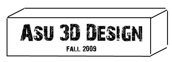 ASU 3-D Design