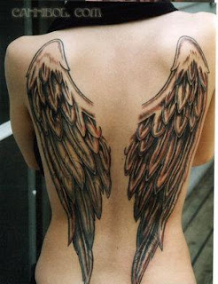 Angel Tattoos Wings