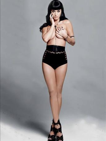 katy perry nude esquire