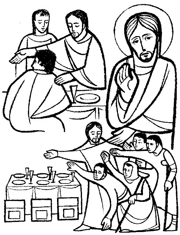 Image Result For Holy Week Coloring
