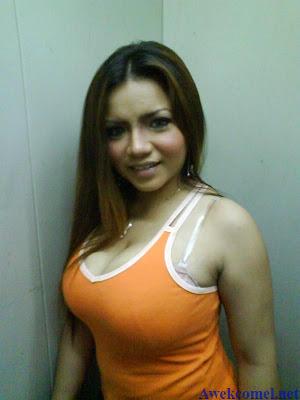 Faiza melayu hot